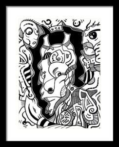 surrealism-pagan-sotuland-art-frame