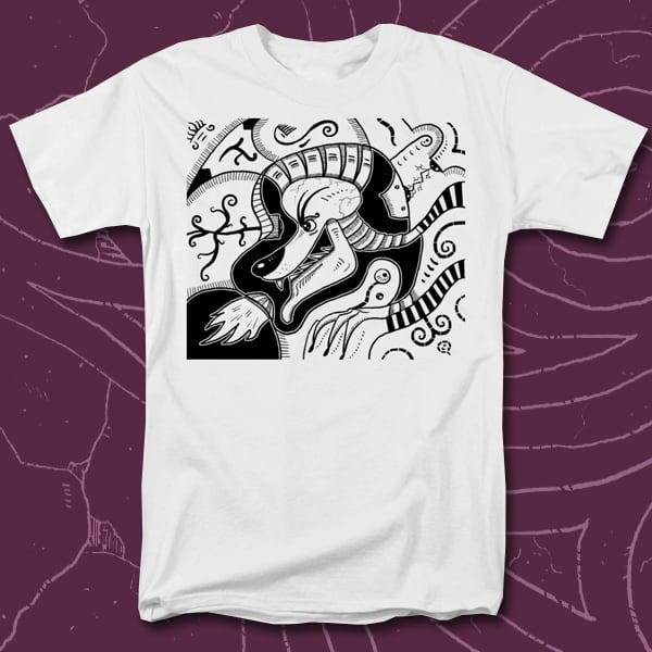 Fire Wolf Shirt