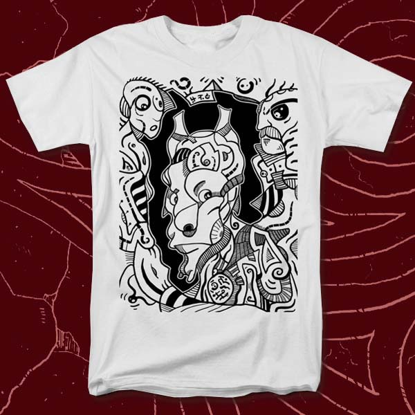 Surrealism Pagan Shirt