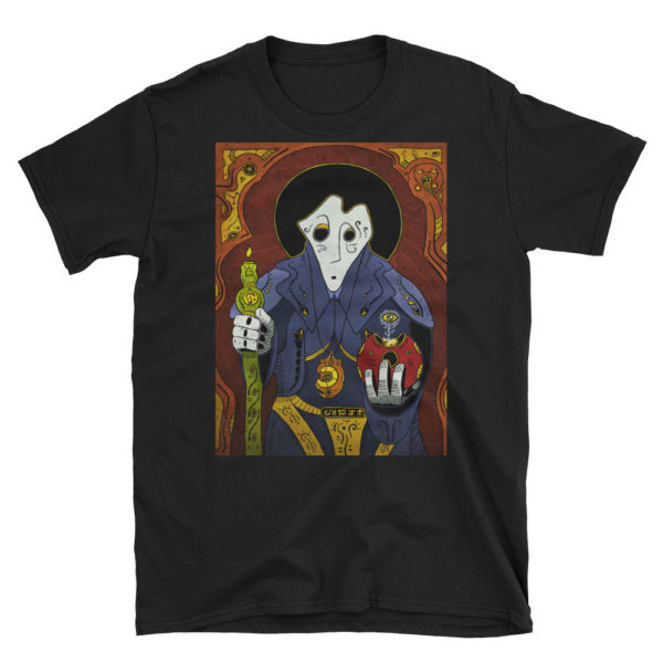 """Shadow Priest"" Unisex Tee"