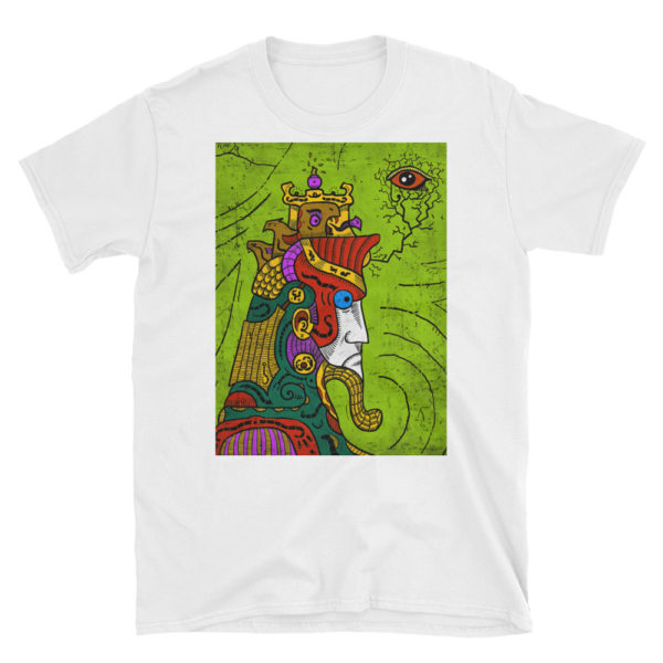 """Ancient Egypt Pharaoh"" Unisex Tee"