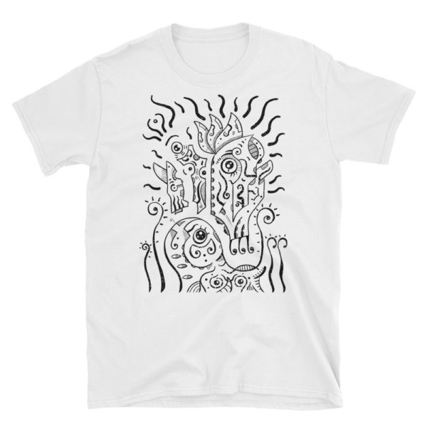 """Ancient Spirit"" Unisex Tee"