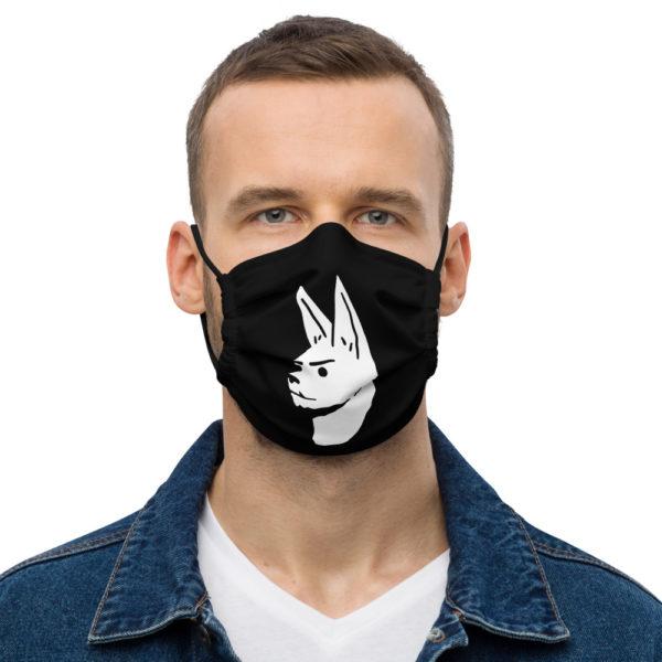 """""""Kiki"""" Mask"""