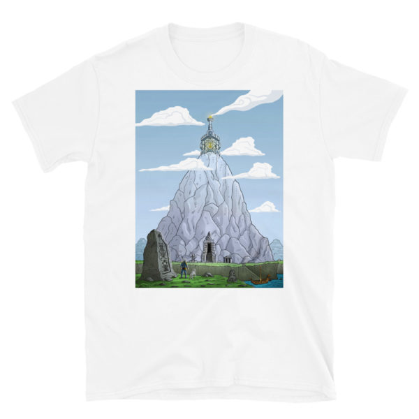 """Mountain Shrine"" Unisex Tee"