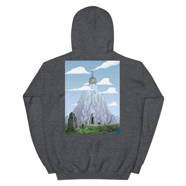 """Mountain Shrine"" Hoodie"