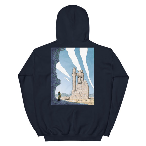 """The Lost Temple"" Hoodie"