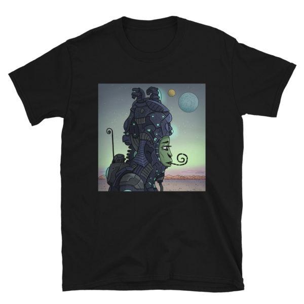 Lonely Alien Unisex T-Shirt