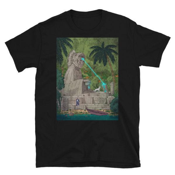 Shrine to the Goddess Kainula Unisex T-Shirt